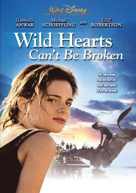 WILD HEARTS CAN'T BE BROKEN BY ANWAR,GABRIELLE (DVD)